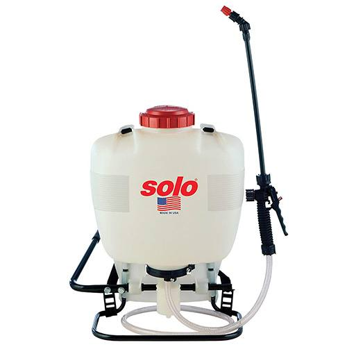8. Solo 425 4-Gallon Backpack Sprayer