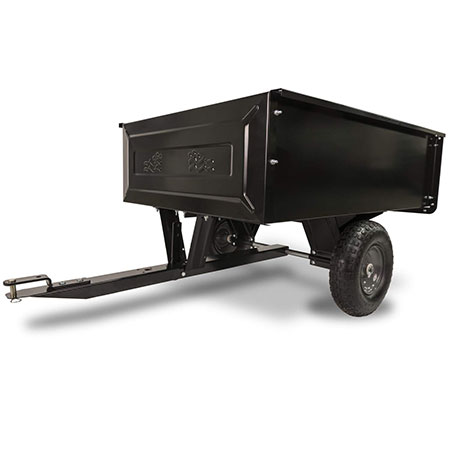 6. Agri-Fab 45-0303 350-Pound Cart Reviw