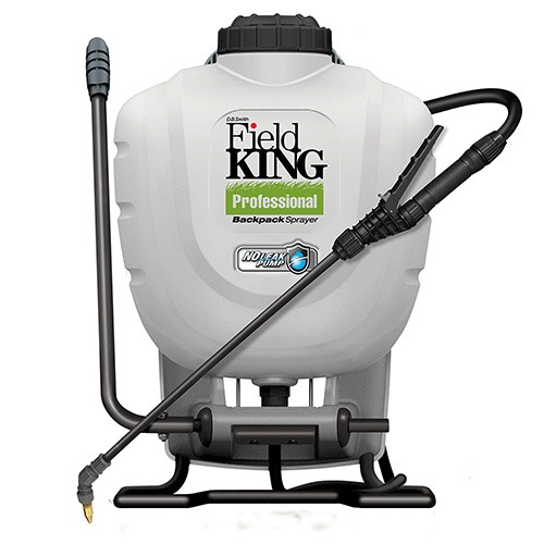 4. Field King Professional 190328 Backpack Sprayer