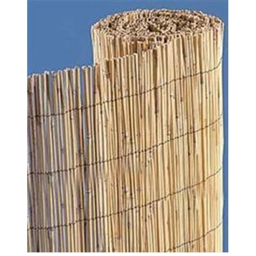 2. Natural Bamboo Reed Fencing