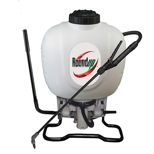 6. Roundup 190314 Backpack Sprayer