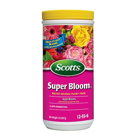 4. Scotts Super Bloom Fertilizer