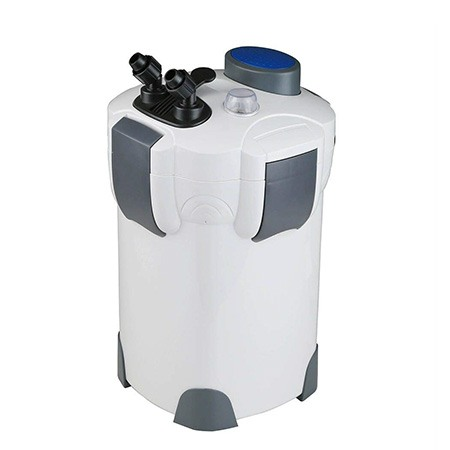 9. Polar Aurora 265GPH External Aquarium Filter