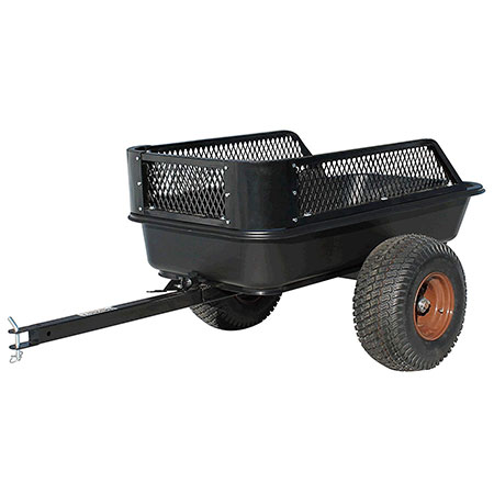 3. MotoAlliance Impact Implements Utility Cart Review
