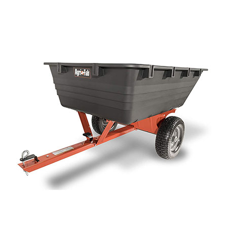 8. Agri-Fab Tow Behind Dump Cart Review