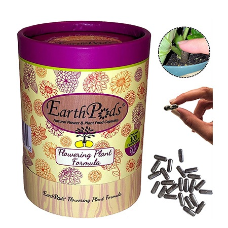 3. EarthPods Premium Bloom Plant Food