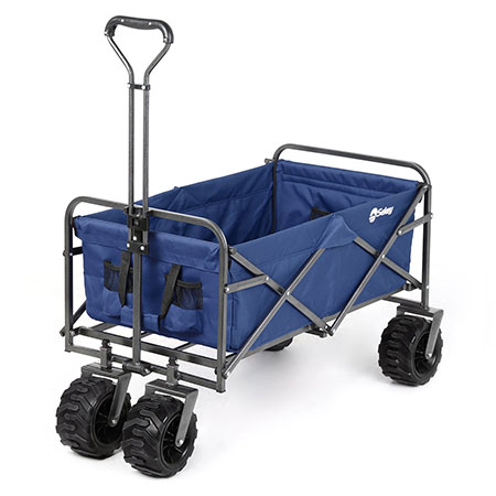 6. Sekey Folding Outdoor Utility Wagon Review