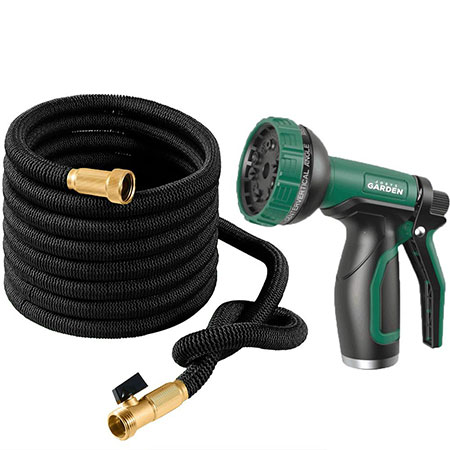 2. Joeys Expandable Garden Hose