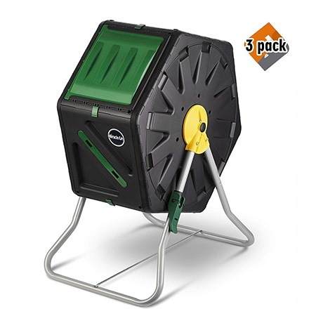 7. Miracle-Gro Small Composter Review