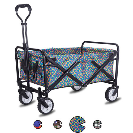 9. WHITSUNDAY Folding Utility Wagon Review