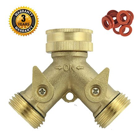 9 Easy Facts About Top Rated 4 Way Garden Hose Splitter Hose Connector ... Explained
