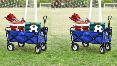 Best Folding Utility Wagon For Lawn Owners