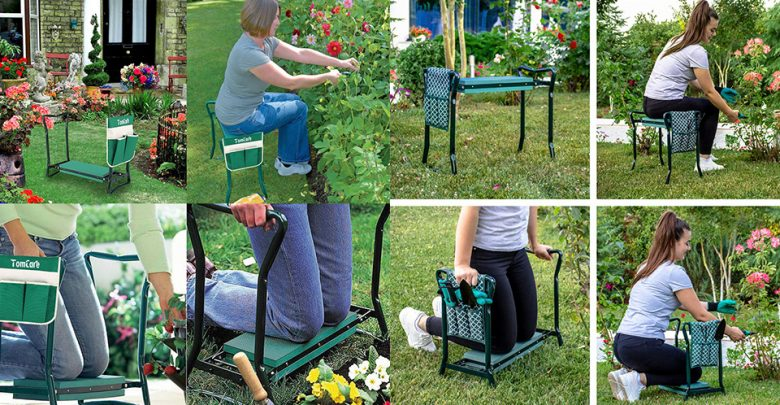 Best Garden Kneelers To Work Comfortably