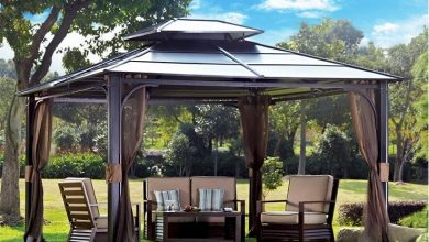 Best Hardtop Gazebos For Backyard Relaxation