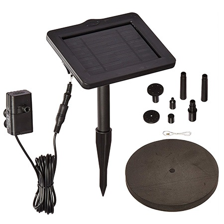 7. Smart Solar 21410R01 Solar-Powered Water Pump