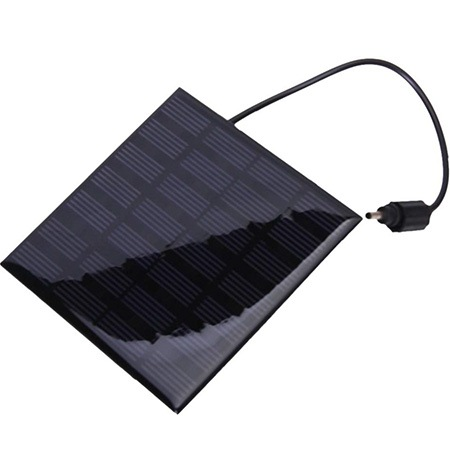1. Generic 1.2 Watt Solar Water Pump by ALEDECO