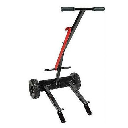 3. Lawn Mower Lift by Ohio Steel