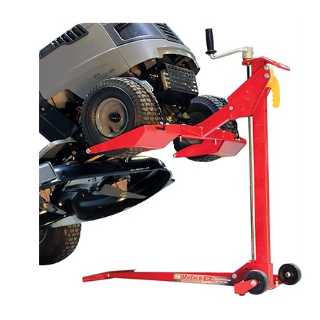 8. MoJack EZ Max - Residential Riding Lawn Mower Lift
