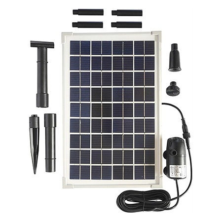 10. Solariver Solar Water Pump Kit