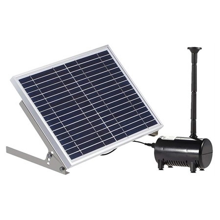 9. Lewisia 10W Solar Water Pump Kit