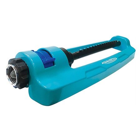 9. Aqua Joe SJI-OMS16 Indestructible Oscillating Sprinkler