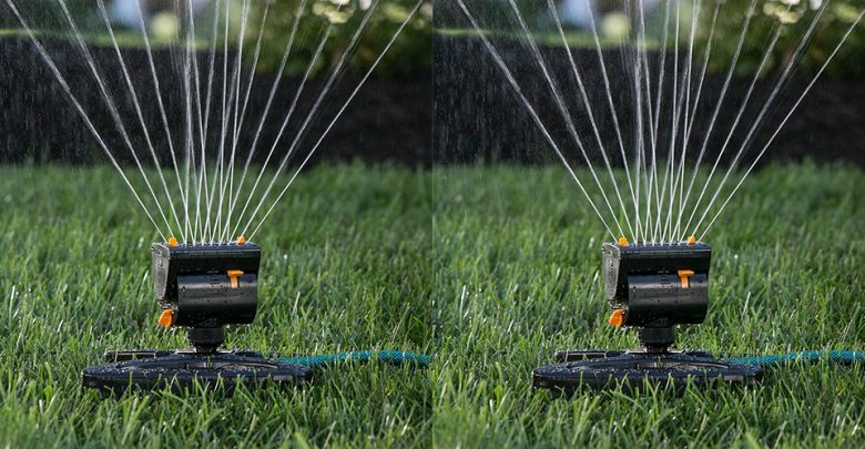 Best Oscillating Sprinklers For Your Backyards