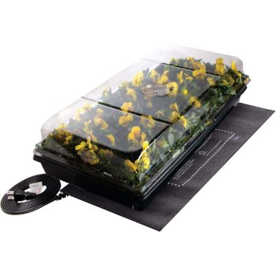 10. Jump Start Germination Station w/Heat Mat