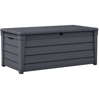 4. Keter Brightwood 120 Gallon Deck Box