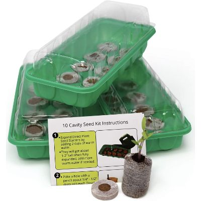 2. Window Garden Seed Starting Kit