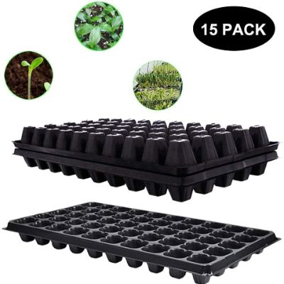 7. Seed Starter Tray,15 Pack