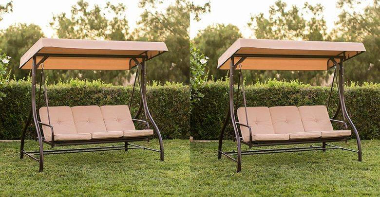 Best Canopy Porch Swings For Garden Relaxation