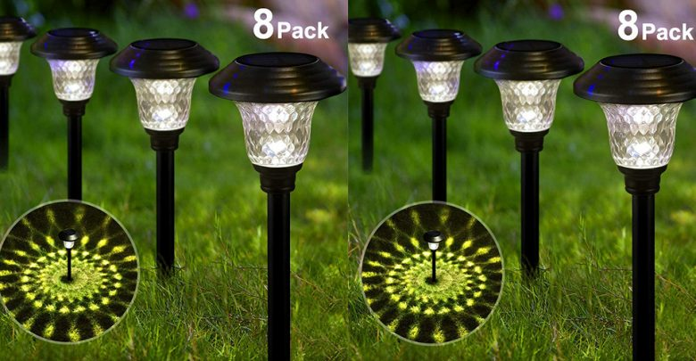 Best Solar Path Lights For Your Lawn